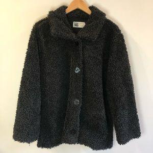 Habitat Shaggy Fleece Jacket